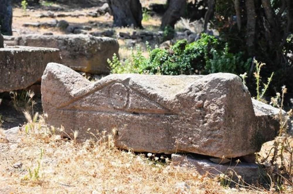 Aigai Antik Kenti'nde 3 bin mezar: Ortalama yaşam 40-45 yıl - 3