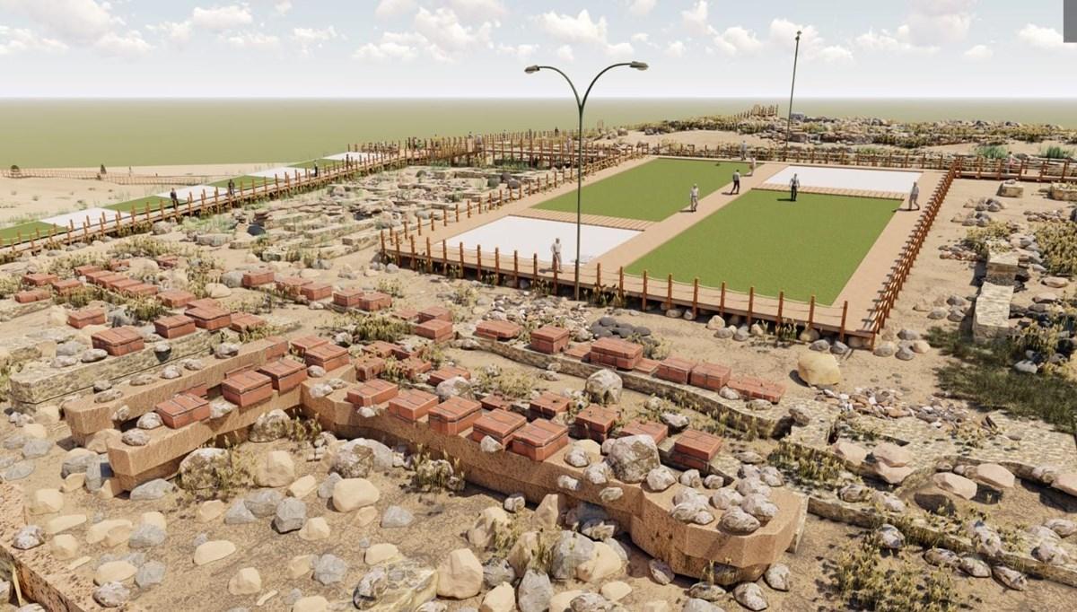 Hitit krallarının 3 bin 500 yıllık yazlığı turizme kazandırılacak