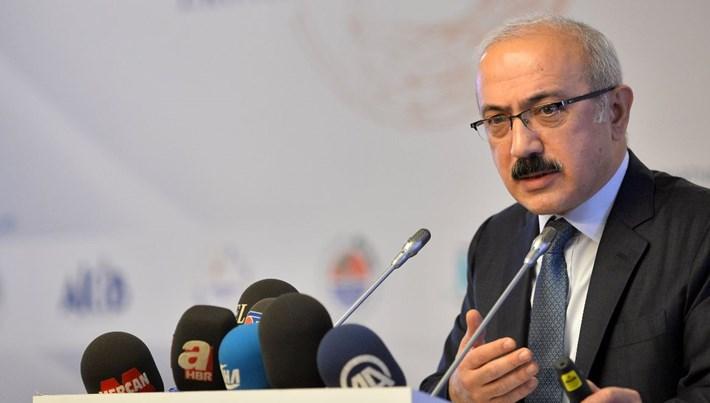 Bakan Elvan: Çin ve ABD'den sonra en yüksek hasıla Akdeniz havzası