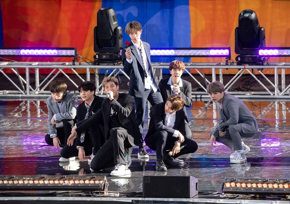 BTS'ten yeni dünya rekoru: Black Swan 103 ülkede birinci - 5