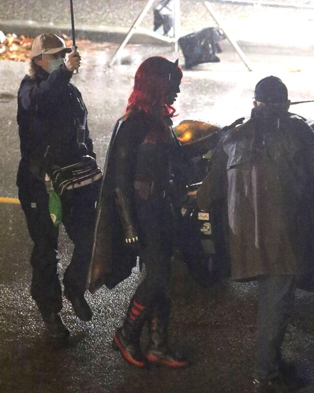 Batwoman dizi setinden ilk fotoğraflar - 6