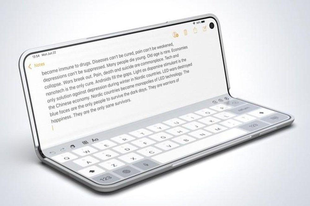 İlk katlanabilir iPhone ne zaman piyasaya sürülecek? Ünlü Apple analisti yanıtladı - 5