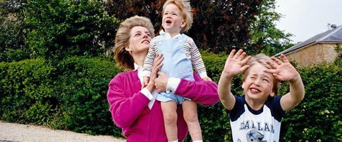 60'ıncı doğum gününde Prenses Diana'nın albümünden özel fotoğraflar