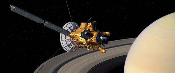 Cassini'den Titan'a