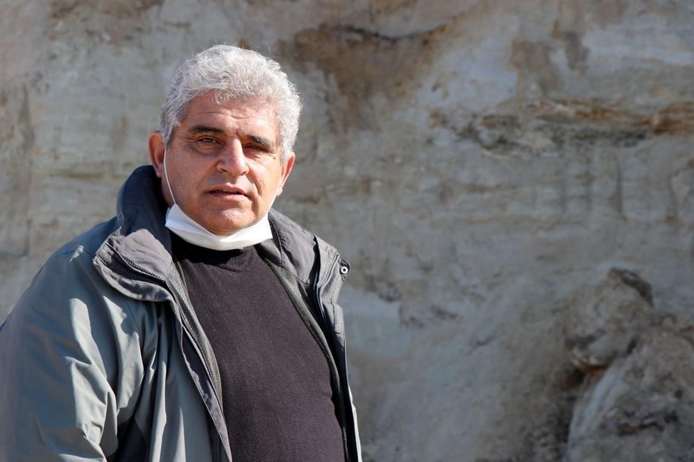 Edirne'de 8 milyon yıllık mamut fosilleri bulundu - 14