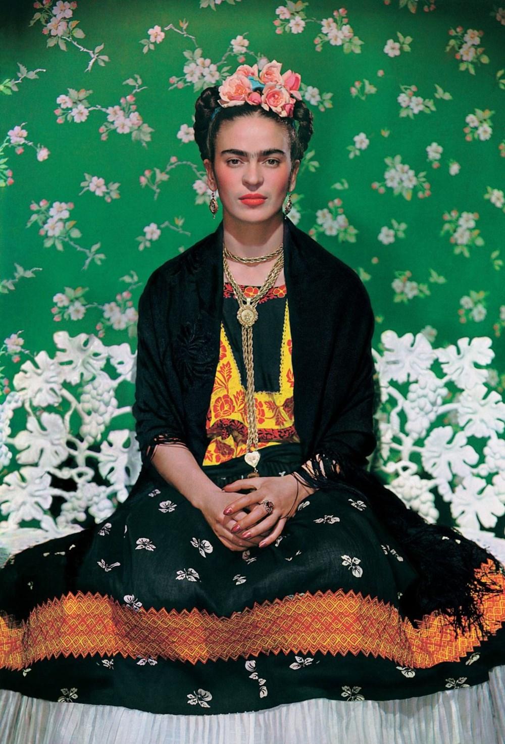 Ressam Frida Kahlo kimdir? (Tahta Bacak Frida Kahlo'nun hayatı) - 16