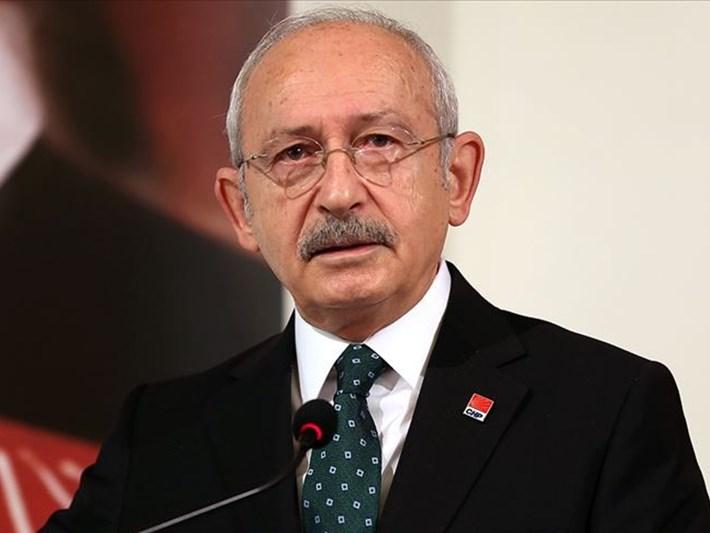 Kılıçdaroğlu: Resmi Gazete'de yayımlandığı gün AYM'ye gideceğiz