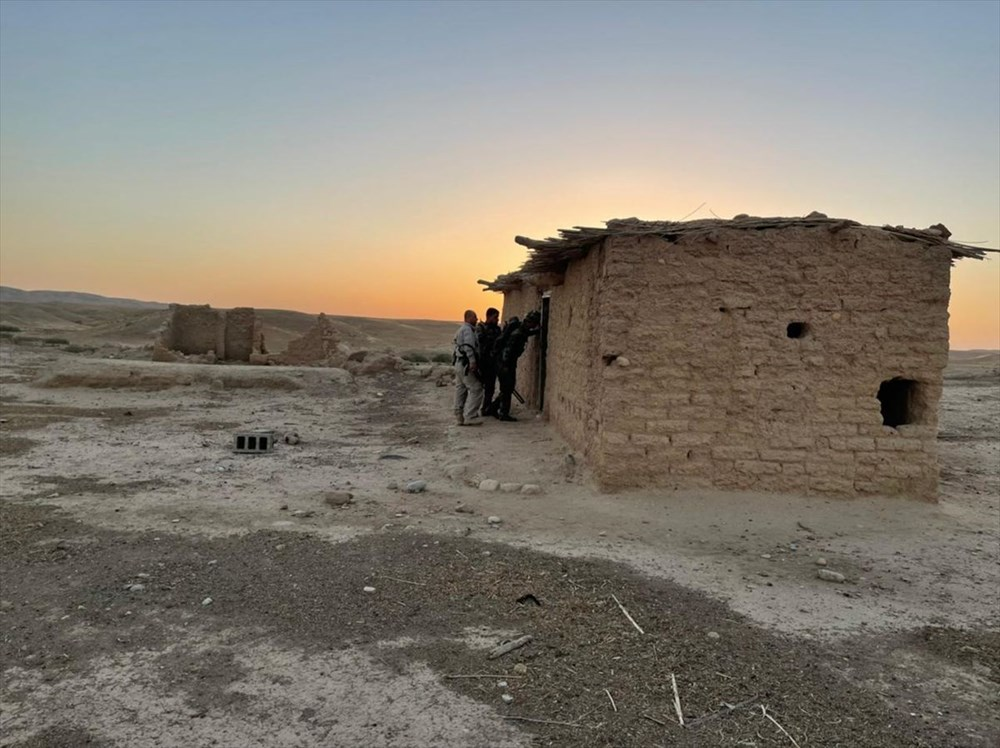 Irak'ta DAEŞ'e yönelik operasyon başlatıldı - 3
