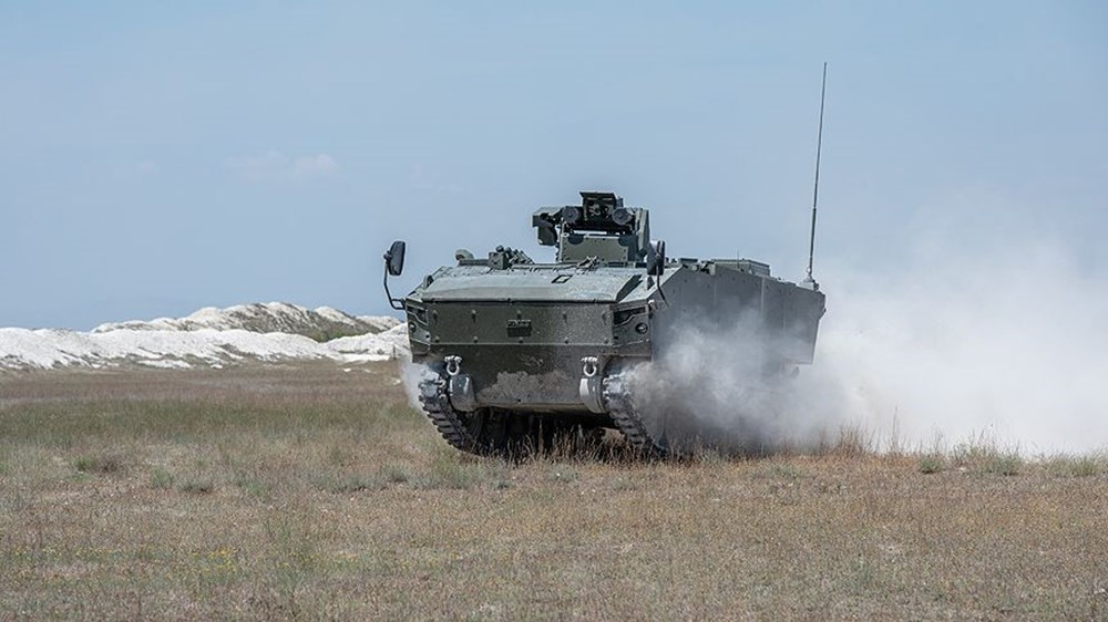 SAR 762 MT seri üretime hazır (Türkiye'nin yeni nesil yerli silahları) - 245