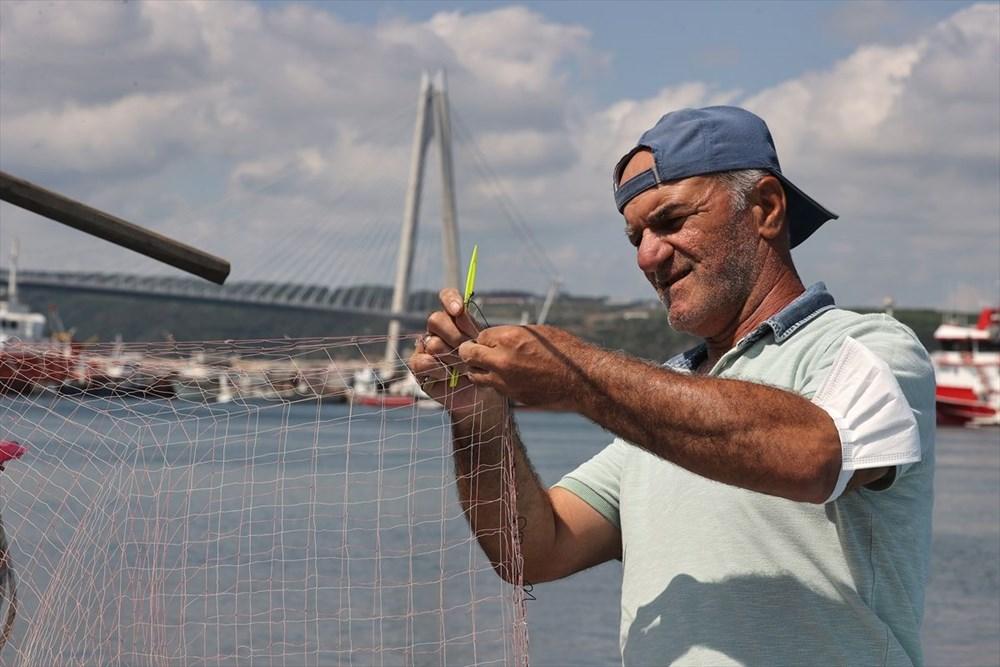 """İstanbullu balıkçılar """"vira bismillah"""" demek için gün sayıyor - 6"""