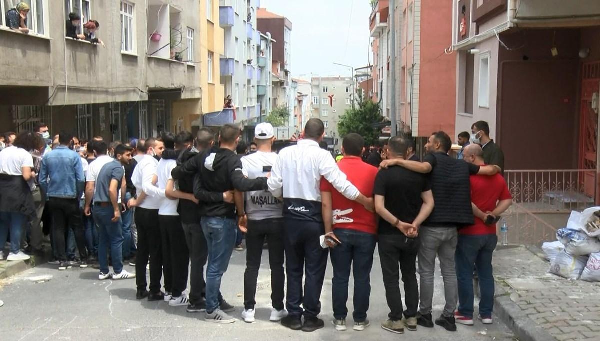 İstanbul'da tahliye gerginliği: Belediye başkanı müdahale etti