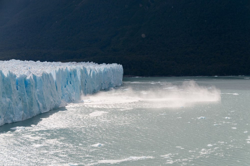Dünyanın en büyük buzdağı Antarktika'dan koptu: Neredeyse İstanbul büyüklüğünde - 6