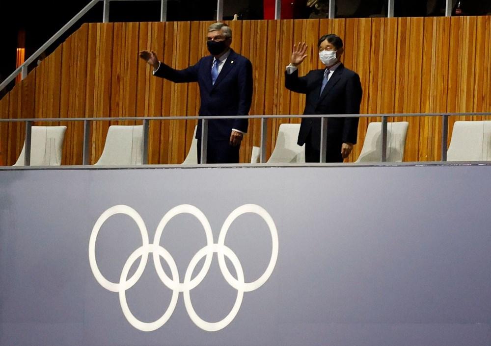 2020 Tokyo Olimpiyatları görkemli açılış töreniyle başladı - 20