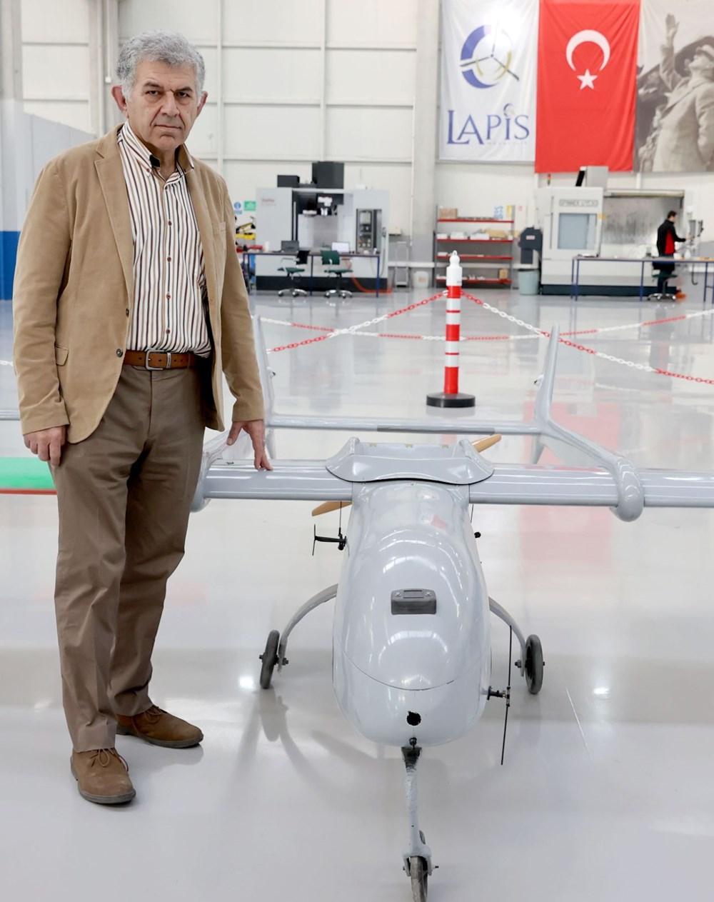 Türkiye'nin yeni İHA fabrikası üretime başladı - 6
