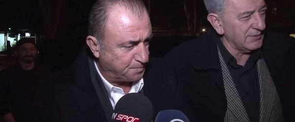 Fatih Terim, Bosna Hersekli yöneticilerle görüştü