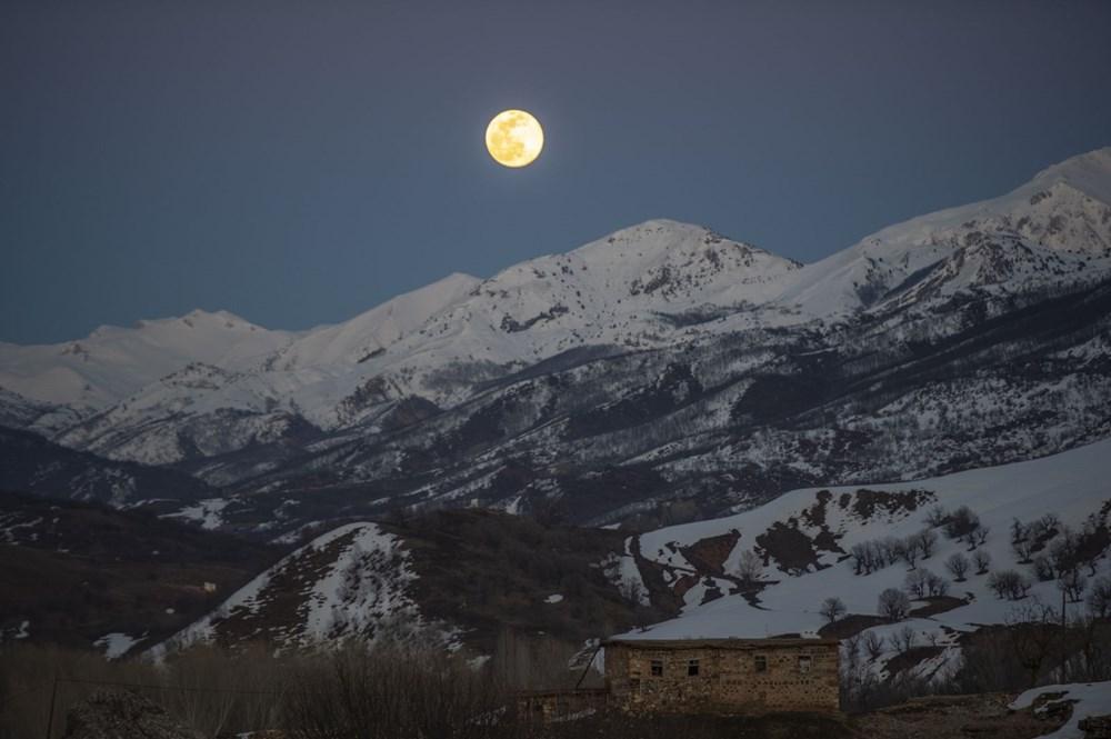 Yurttan 'Süper Solucan Ay' manzaraları - 19