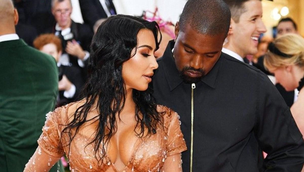 Kim Kardashian ve Kanye West boşanmayı beklemeye aldı