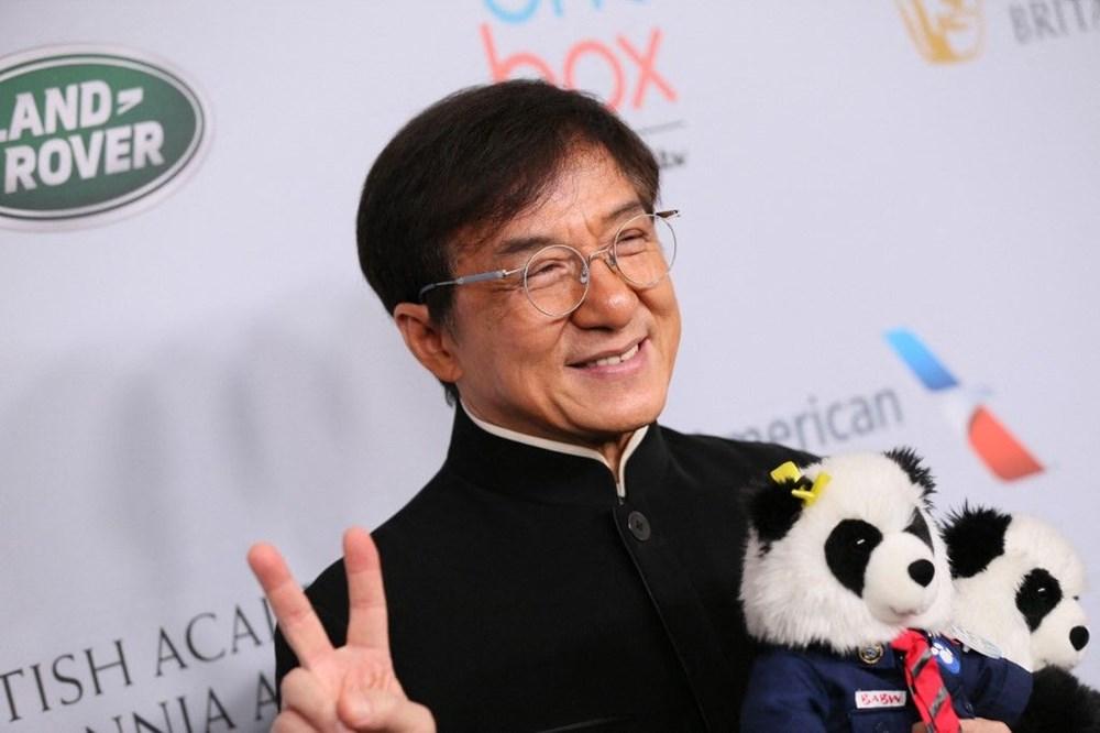 Jackie Chan: Çin Komünist Partisi üyesi olmak istiyorum - 6