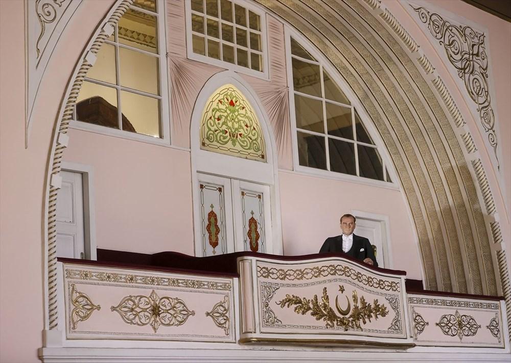 Yakın tarihin tanığı Cumhuriyet Müzesi 40 yıldır tarihseverleri ağırlıyor - 39
