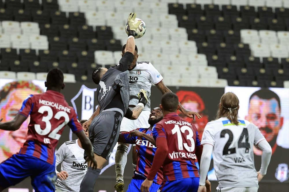 Kritik maçta kazanan Trabzonspor - 35
