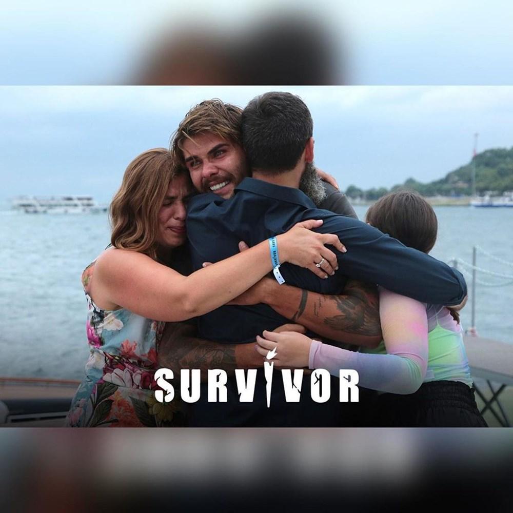 Survivor 2020'de finale kim kaldı? (Galataport'ta Survivor şampiyonluk heyecanı) - 4