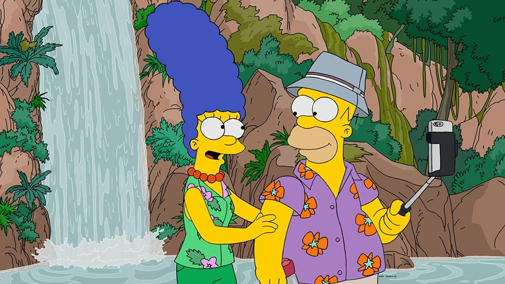 Simpsonlar (The Simpsons) Donald Trump'a oy vermemek için 50 neden sıraladı - 7