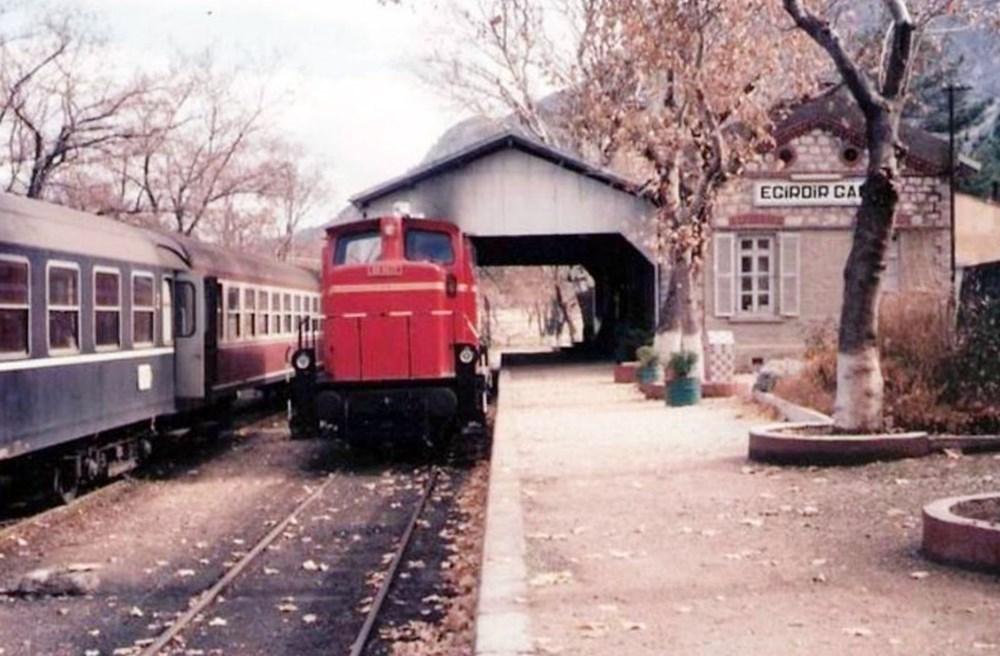 Kurtuluş Savaşı'nın sembollerinden Eğirdir Tren Garı restorasyon bekliyor - 7