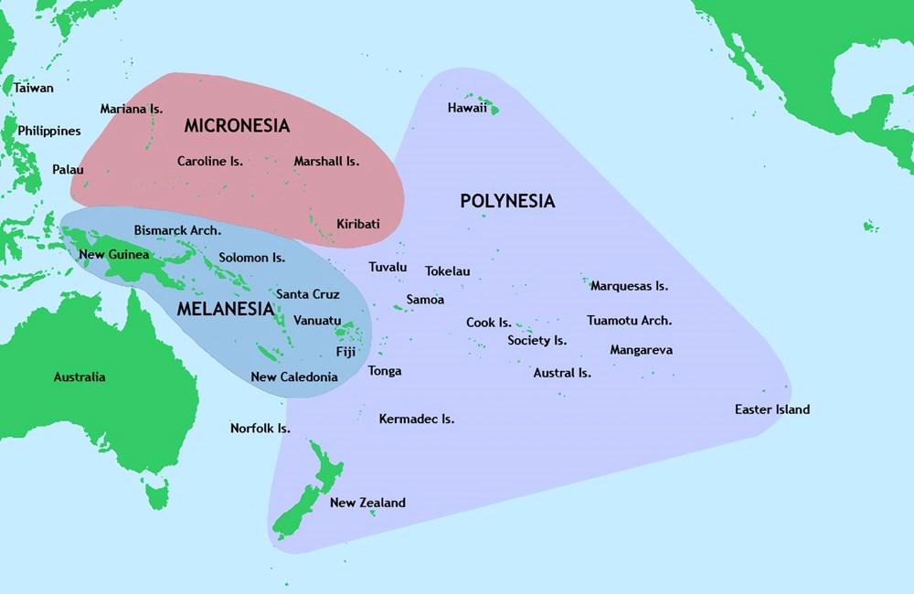 Bilim insanlarından Pasifik ada ülkeleri için felaket uyarısı: Yüzyılın sonuna kadar yok olabilirler - 2