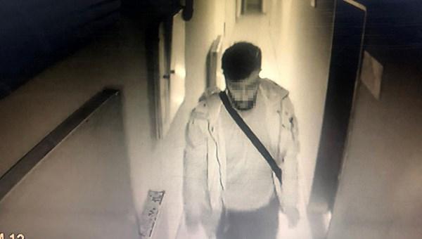 Amatör futbolcu profesyonel hırsız çıktı