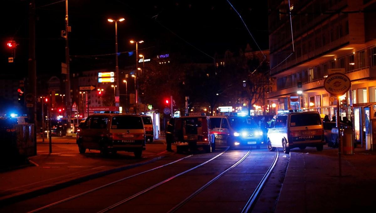 Viyana'da 6 ayrı noktada terör saldırısı: 3 kişi hayatını kaybetti, 15 yaralı var