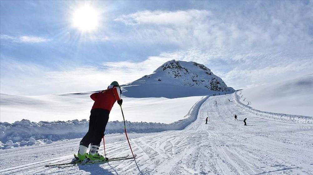Burası Alp Dağları değil, Hakkari Merga Bütan Kayak Merkezi - 14