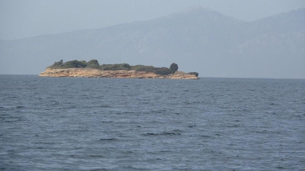 Didim'de su altında 5 bin yıllık liman bulundu - 5