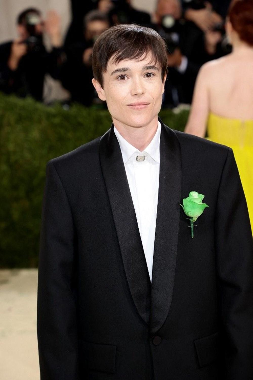 Trans olduğunu açıklayan oyuncu Elliot Page flört uygulamasında görüldü - 8