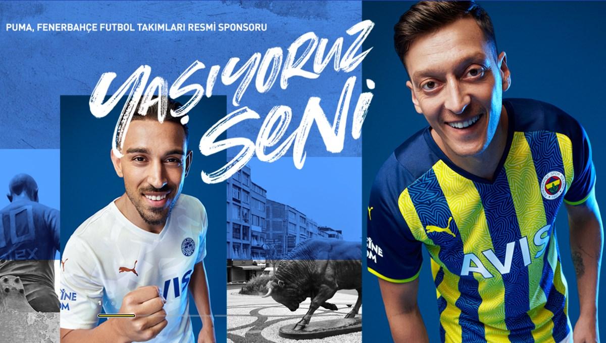 SON DAKİKA: Fenerbahçe'nin yeni sezon formaları tanıtıldı