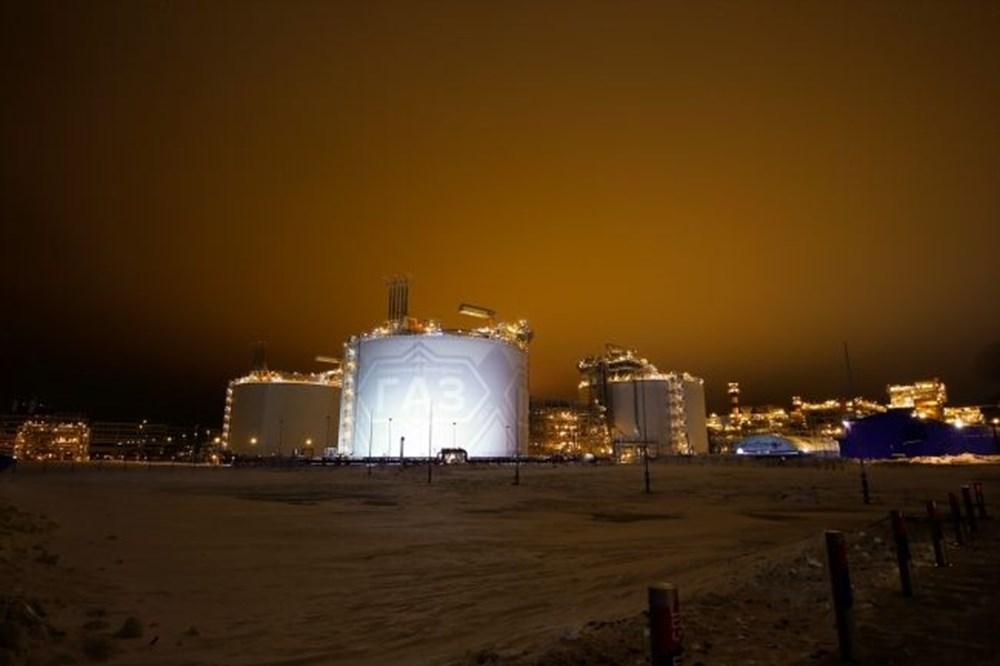 sabetta, yamal yarımadası, sabetta kasabası, rusya, Kuzey Kutup Dairesi