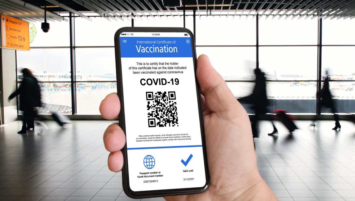 Dünyanın en işlek havalimanın yöneticisi: Aşı pasaportu olmadan uluslararası uçuşların yeniden başlaması mümkün değil