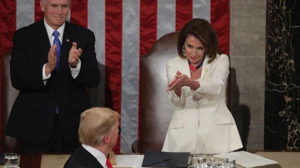 10 fotoğraf ile Trump'ın başkanlık döneminin özeti - 5