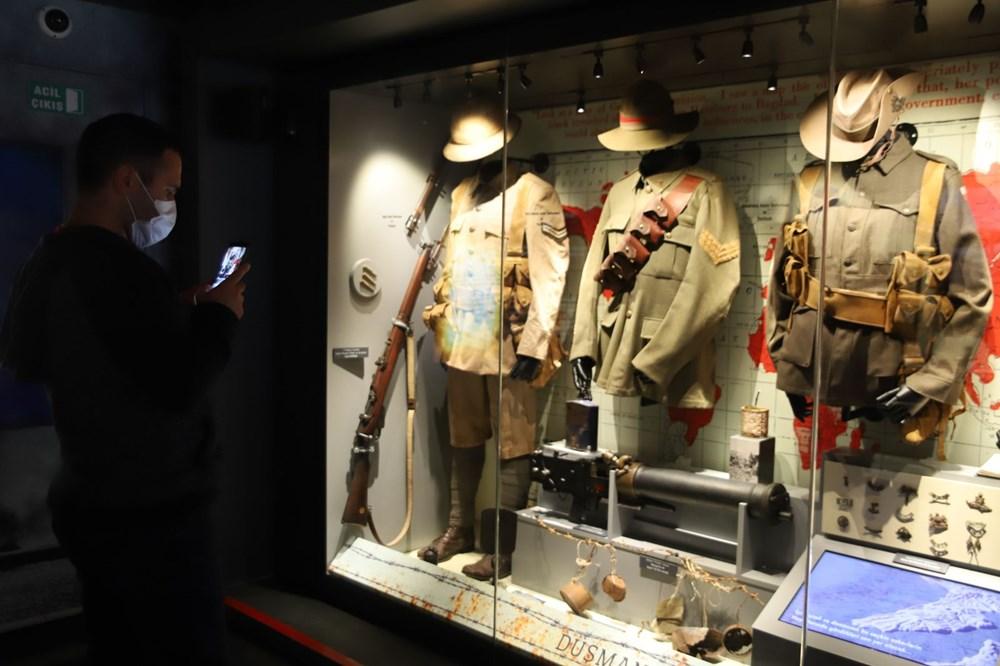 Çanakkale Savaşları Mobil Müzesi'nin 40'ıncı durağı Elazığ oldu - 8