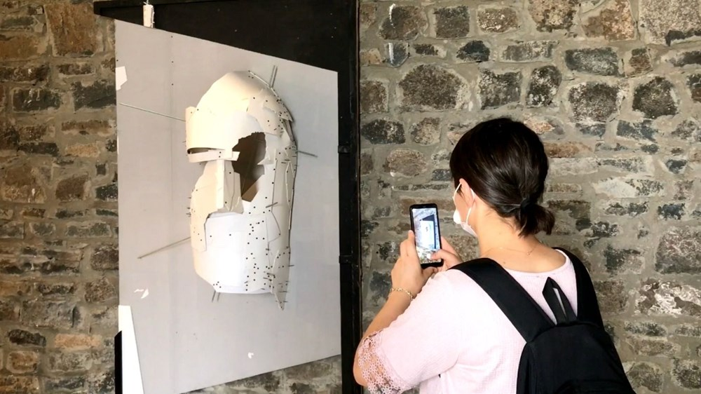 Baksı Müzesi'nde maske sergisi - 4