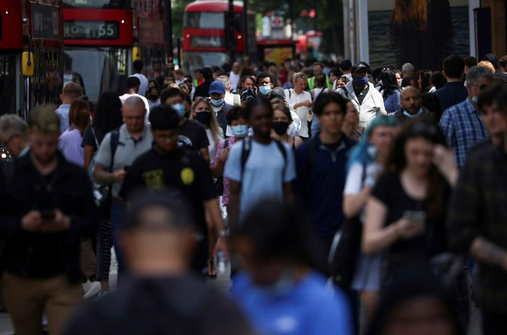 İngiltere sona yaklaştı: Sürü bağışıklığı yüzde 87 - 3