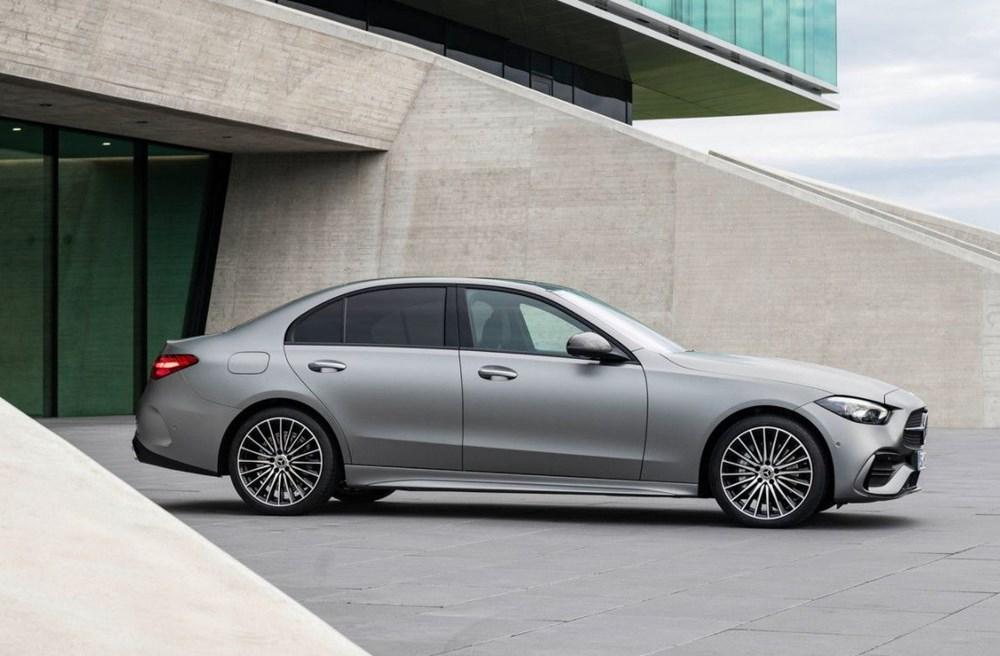 Yeni Mercedes-Benz C-Serisi tanıtıldı - 11