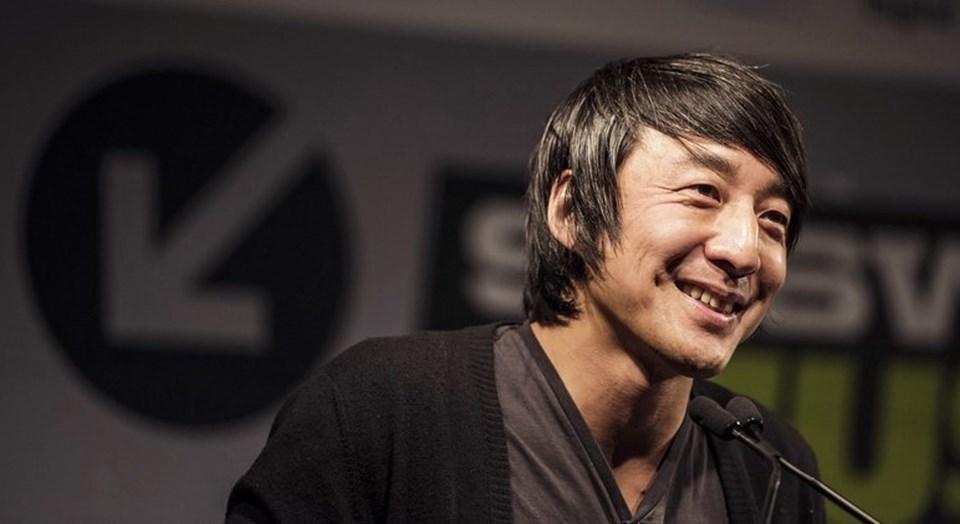 Giphy'nin kurucusu ve CEO'su Alex Chung