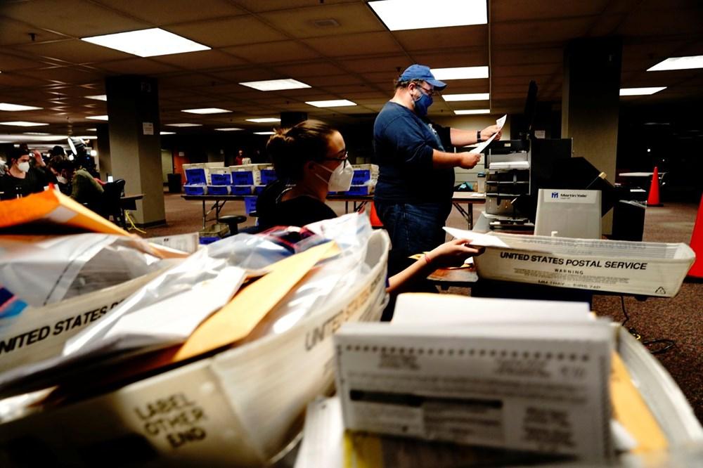 ABD'de seçim sonuçları iki eyaletin ardından belli olacak: Hangi eyalette kim kazandı? - 25