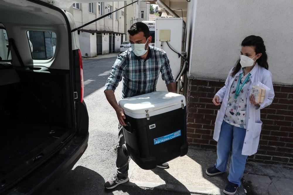 Hastanelerin aşı iş birliği: Ziyan olmasın diye 'insan transferi' yapılıyor - 10
