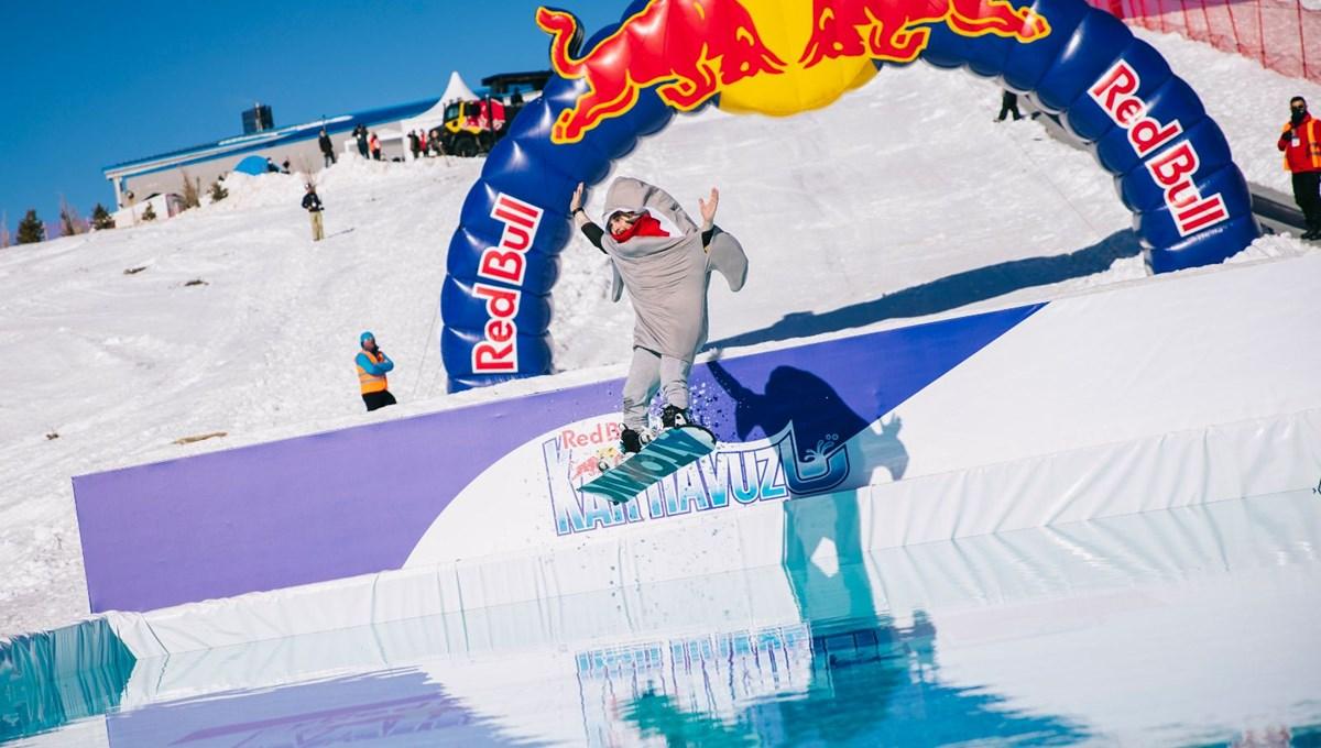 Red Bull Kar Havuzu Kostüm Savaşları yayında