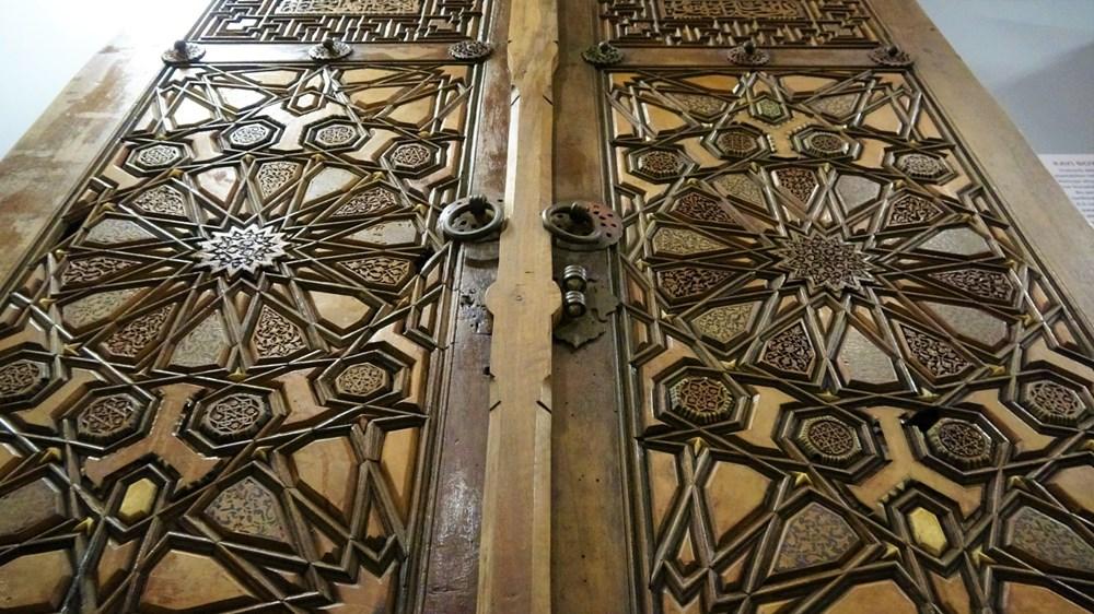 Sultan II. Bayezid Camisi'nin penceresinde Kayı sembolleri bulundu: Dünyada tek örnek - 5