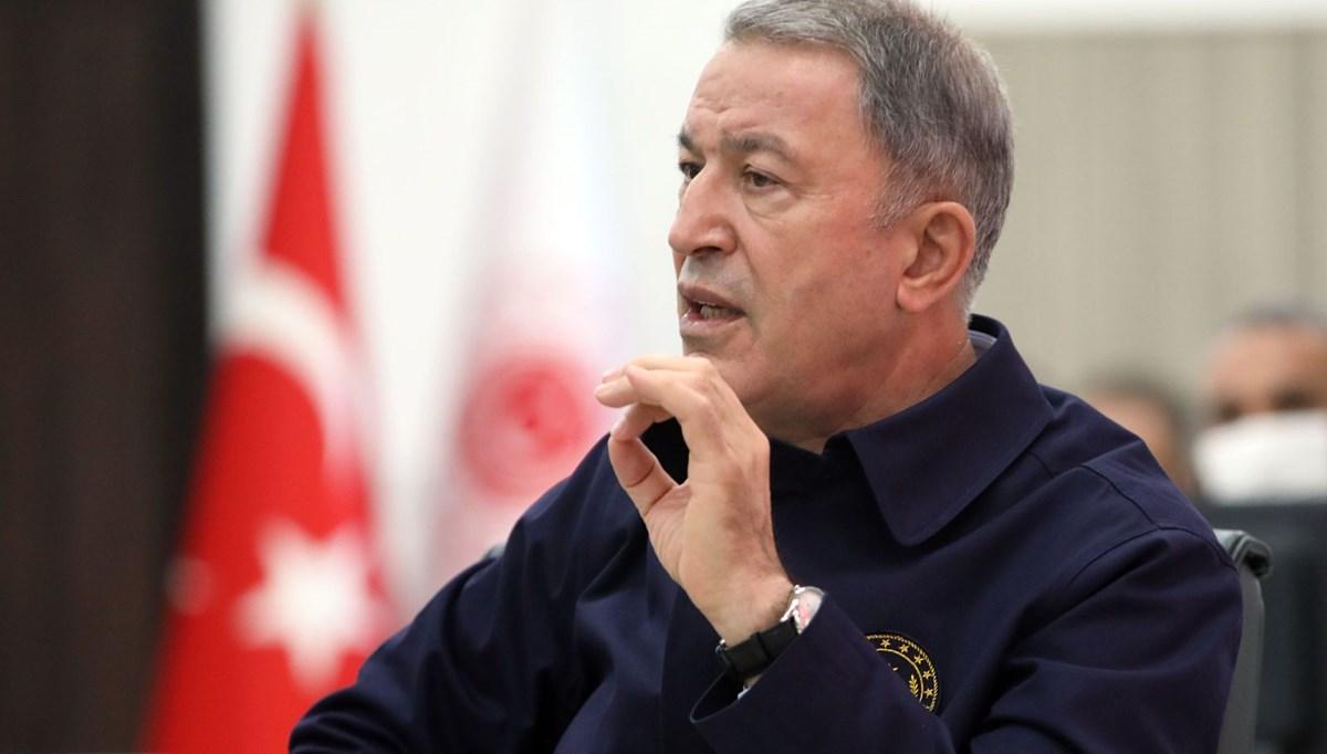 SON DAKİKA HABERİ:Bakan Akar'dan, Azerbaycan'a gidecek askerlere ilişkin açıklama