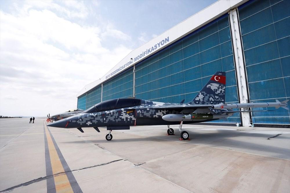 Jet eğitim uçağı Hürjet'te sona doğru - 8