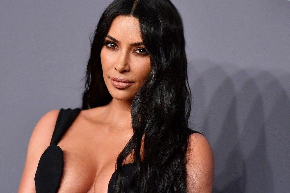 Kim Kardashian seks kasedi hakkında konuştu - 6