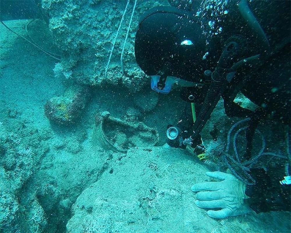 Antalya'daki su altı araştırmalarında Osmanlı donanmasından önemli izler bulundu - 4